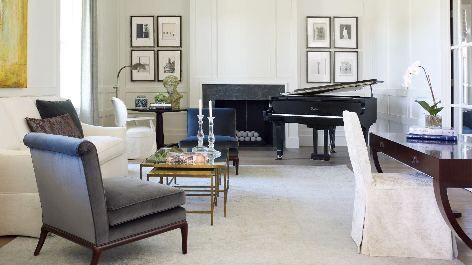 Boston Pianos - Steinway & Sons
